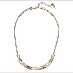 Chloe Isabel Geovista collar necklace.